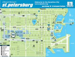 Cities In Florida Map by Holiday Events St Petersburg Florida