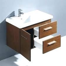 Bathroom Vanity 18 Depth 18 Depth Bathroom Vanity Narrow Vanities For Idea