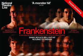 where can i watch download the frankenstein play by danny boyle