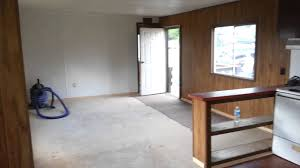 Mobile Home Interior 2 Bed Remodeled Home Mobile Home Remodel Youtube
