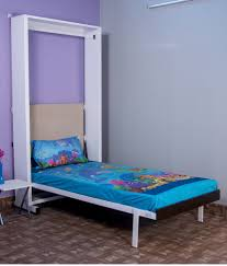 Cheap Single Bed Mattress India Spaceone Vertical Foldable Single Bed Buy Spaceone Vertical