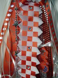 homecoming garter ideas wee homecoming mums vintage scrapping