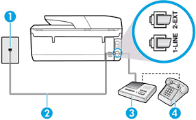 hp printers how to fax hp customer support