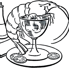 cocktail clipart shrimp cocktail clipart 11