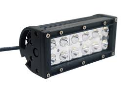 6 inch light bar 6 led light bar dual row bulldog led lighting