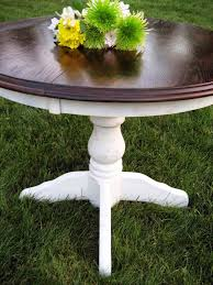 Table Cream Vs Heavy Cream Best 25 Refinish Kitchen Tables Ideas On Pinterest Refurbished