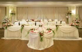 wedding reception table wedding party table lovetoknow