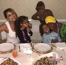thanksgiving photos oprah meagan ludacris
