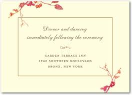 Reception Cards Shop Lady Jae Designs For Unique Wedding Reception Cards