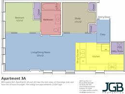 apartment 3a floor plans 401 first street liverpool ny jgb