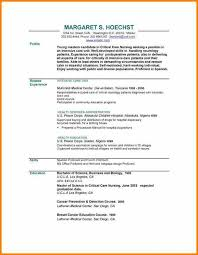 Short Resume Template Resume Templates For Wordpad Simple Sample Of Resume Resume