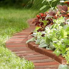 Garden Lawn Edging Ideas Beautiful Classic Lawn Edging Ideas The Garden Glove