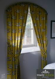 Curtain Designs For Arches After Fixed Heading Curtains Dress The Arch U2026 Pinteres U2026