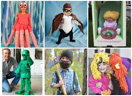 costumes for 25 creative diy costumes for kids i heart arts n crafts