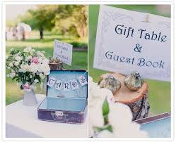 Wedding Gift Table Ideas Vintage Barn Wedding Marcella Matthew Real Weddings 100