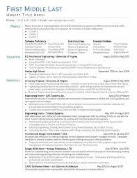 Resume For Engineers Stunning New Jersey Engineering Resume Photos Sample Resumes