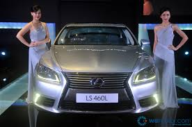 lexus for sale malaysia lexus malaysia launches new flagship ls lineup wemotor com