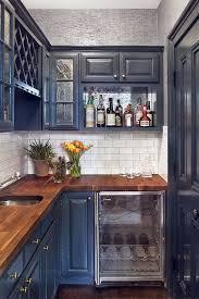 kitchen cabinets with blue doors savor home interiors classic meets comfort