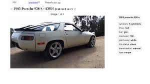 porsche 928 white what do you do when your 928 is gone for a month rennlist