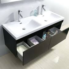 Wall Mount Bathroom Vanity Cabinets by Vanities Bianca 30 Wall Mounted Modern Bathroom Vanity Wall