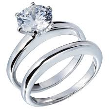 cubic zirconia engagement rings cubic zirconia engagement ring 6 silver target