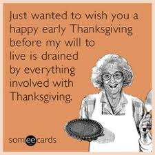 thanksgiving card thanks turkey card humor greeting