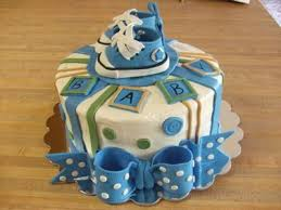 baby bootie cakes with cute pictures and ideas