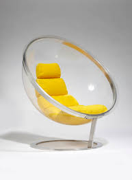 daninos fauteuil bulle galerie yves gastou design