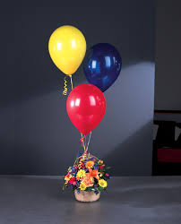 flowers and balloons occaisions