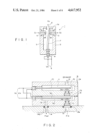patent us4617952 switching valve and an electro pneumatic