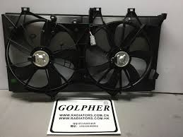 electric radiator fans and shrouds golpher high quality custom made radiator fan shroud 12 16 camry