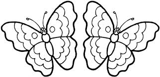 butterfly coloring pages to print on coloring pages design ideas