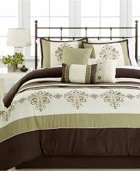 bed u0026 bedding coral and grey california king comforter sets with