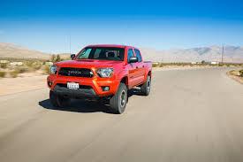 2015 toyota tacoma horsepower 2015 toyota tacoma trd pro test motor trend