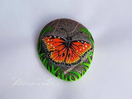 Butterfly Desk Accessories 17 Best Taş Boyama Kelebekler Images On Pinterest Painted Stones