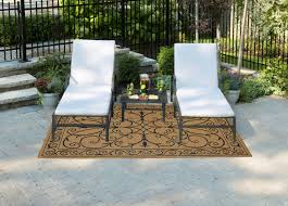 Indoor Patio Furniture by Decorating Cozy Blue Target Outdoor Rugs With White Patio