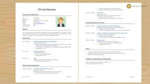 Resume Writing Quiz How To Write A Powerful Cv Youtube