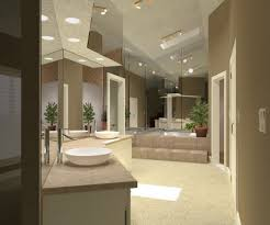 Masculine Bathroom Decor Small Luxury Bathrooms Design With Big Mirror Wall For Enlarge