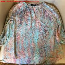 cynthia rowley blouse s cynthia rowley pink and blue floral blouse 21383271 2018