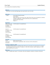 resume layout exle template report template word new serious incident free