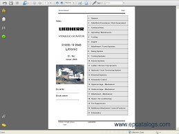 liebherr crane service manual the best crane 2017