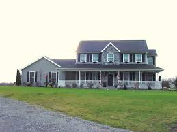 Two Story Farmhouse Floorplan Details Expert Home Builders