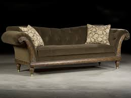 Tufted Sofa Sale by Luxurious Tufted Velvet Carved Sofa Luxurious Decor