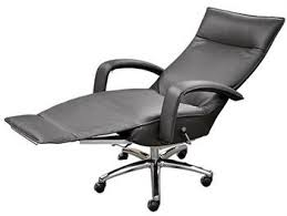 executive chair lafer gaga executive recliner leather office recliner