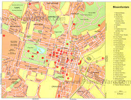 Free State Maps by 10 Top Rated Tourist Attractions In Bloemfontein Planetware