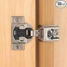 blum cabinet hinges 110 amazon com blum rok hardware pack of 10 110 degree compact 39c