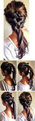 diy hairstyles in 5 minutes step by step hair tutorials fast and cool 5 min hair tutorial hair