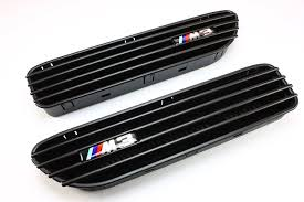 bmw grill amazon com b2 bw sg08bk bmw e46 m3 black side fender grille grill
