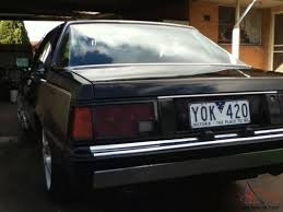 mitsubishi cordia interior scorpion 1984 in mulgrave vic