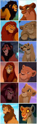 couple lion king 1 ahadi u0026 uru 2 mufasa u0026 sarabi 3 scar